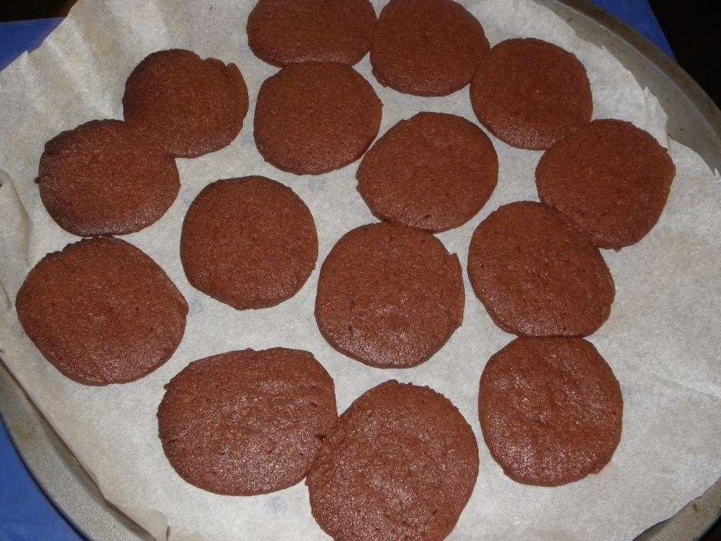 biscuits fourrés tout choco