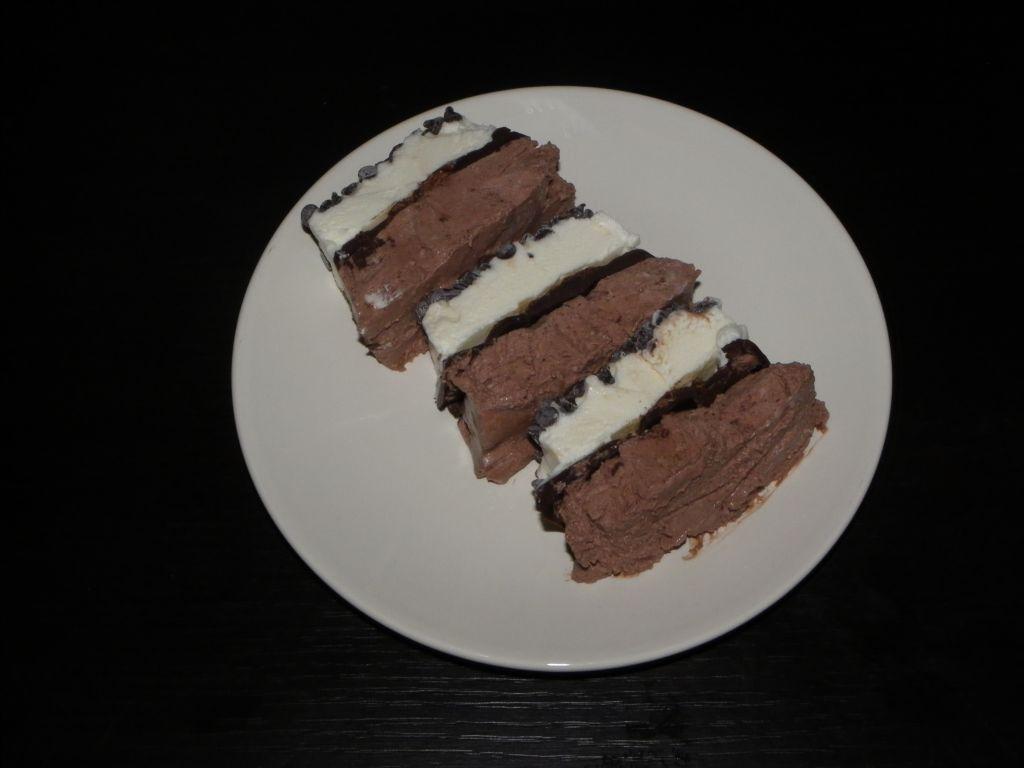 terrine glacée mascarpone chocolat