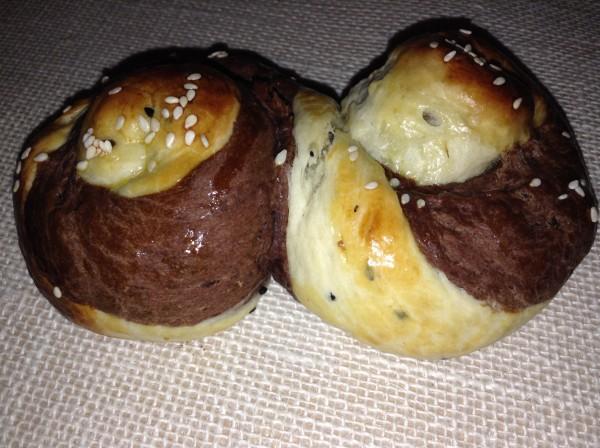 brioches arméniennes de Pâques
