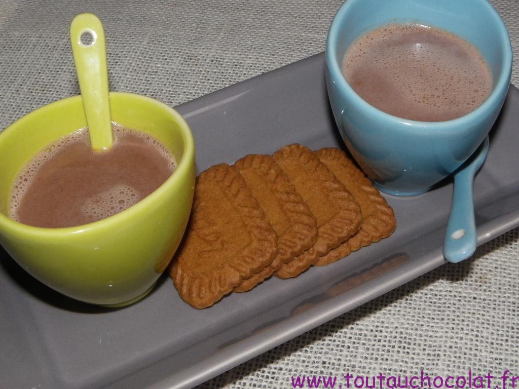 chocolat chaud gourmand