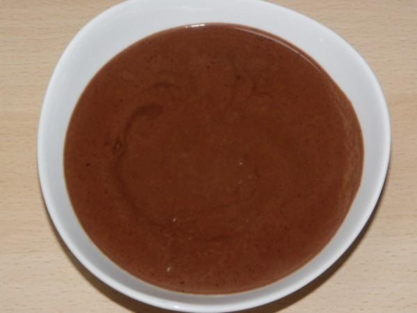 Une sauce au chocolat rapide et onctueuse.