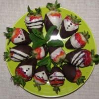 farandole de fraises