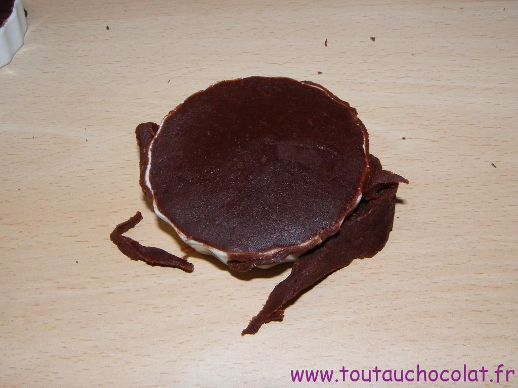sablés au chocolat pur beurre