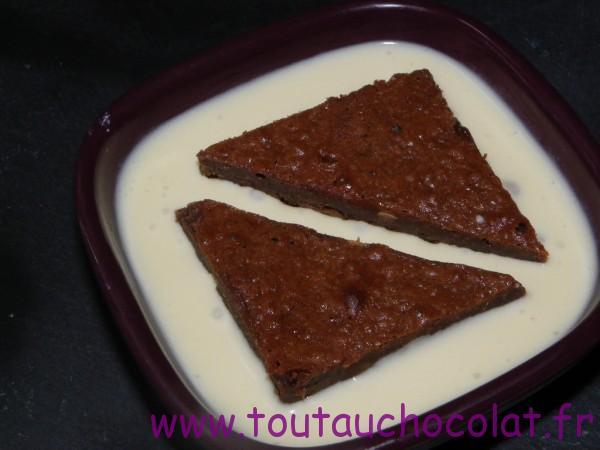 brownies aux noix praliné